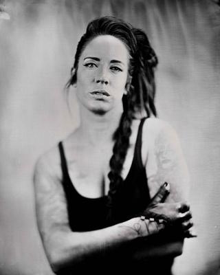Kat Perkins Wet Plate Collodion