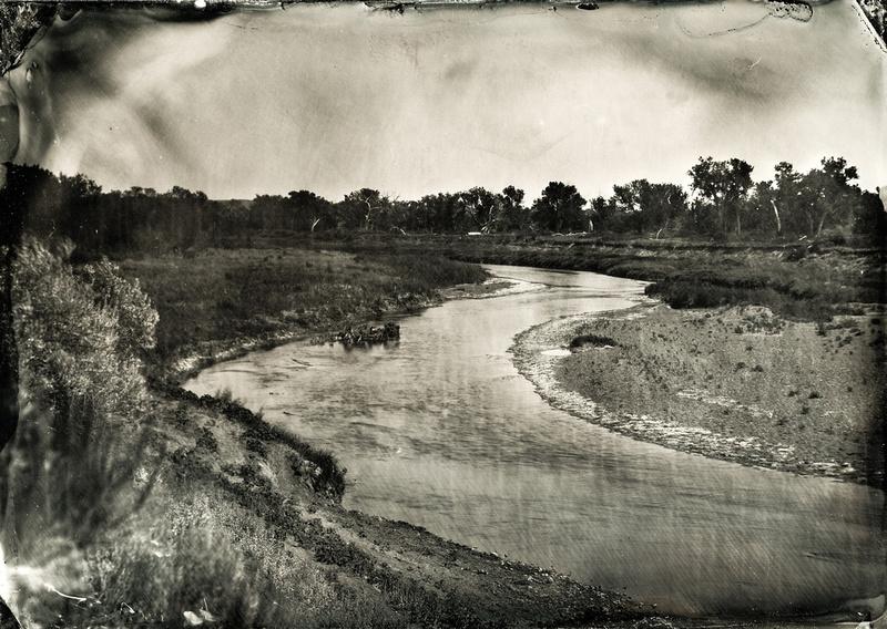 Sitting Bull, Ernie LaPointe, Balkowitsch Wet Plate