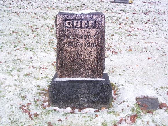 Orlando Scott Goff