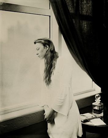 Wet Plate Collodion Ambrotype