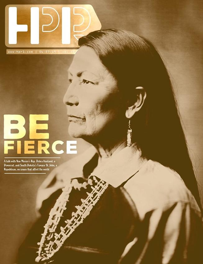 """""""Be Fierce"""""""