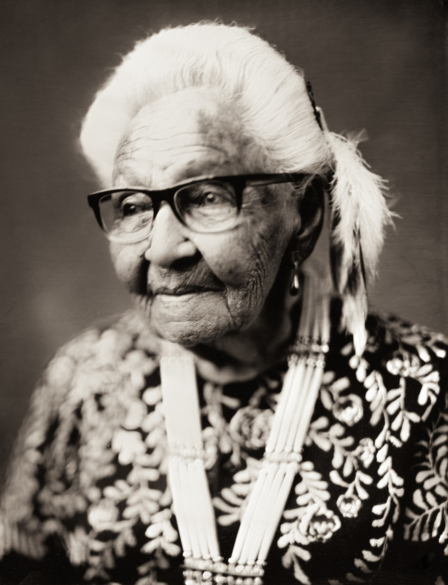 Northern Plains Native Americans: A Modern Wet Plate Perspective