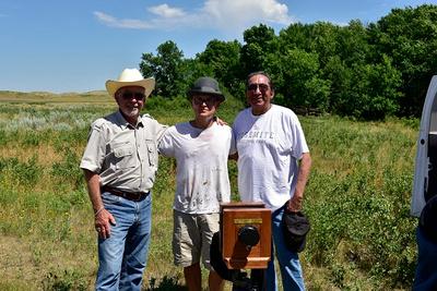 Sitting Bull, Shane Balkowitsch, Ernie LaPointe