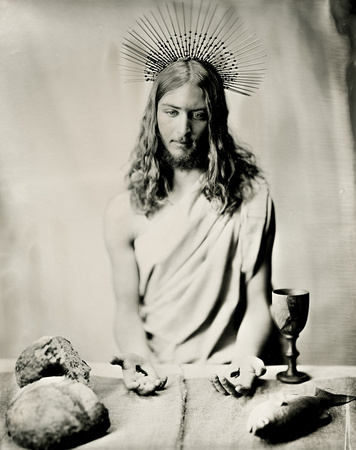"""""""The Son of God"""" Wet Plate Collodion"""