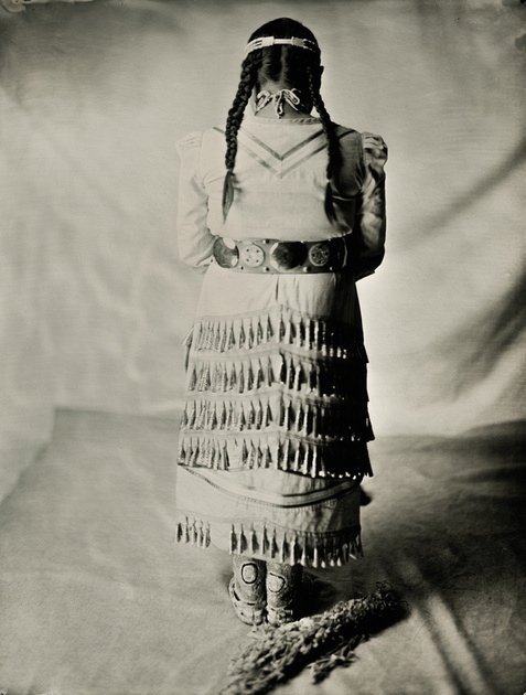 Native American, Wet Plate Collodion, Northern Plains Native Americans: A Modern Wet Plate Perspective